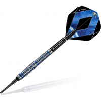 Mission Axiom M1 Wolfram Tungsten Softtip Softdart Dartpfeile Set 19g